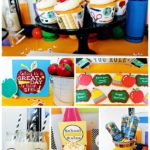 Out Of This World Adorable Back To School  Party!- B. Lovely Events