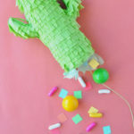 This Catus Pinata is too cute!