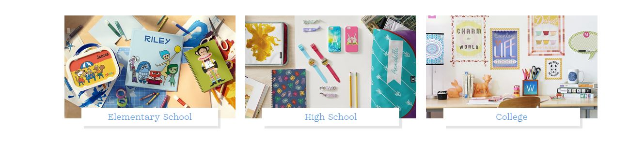 Pineapple School Supplies B Lovely Events