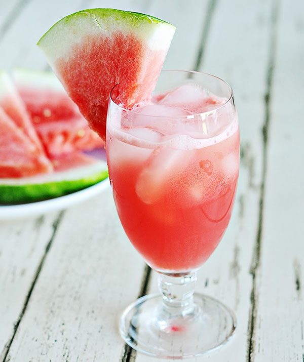 Vodka And Watermelon Cooler- Perfect sip for Summer!