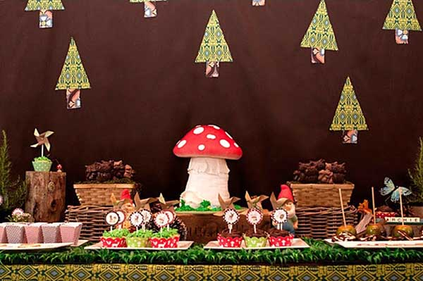 Cute Woodland Forest Party!