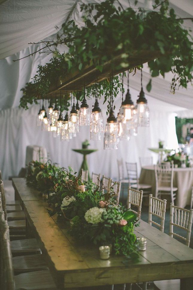 Lovely Woodland Wedding Inspiration