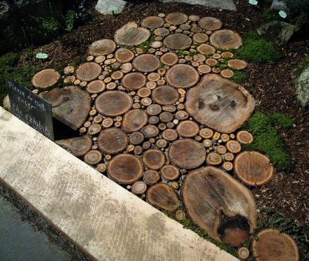 Wooden Artwork for pretty patios