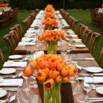 10 Lovely Fall Wedding Centerpieces!
