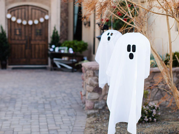 Cute Little Ghost Home and party decorations