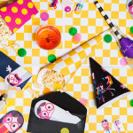 Darling little ghost party printables