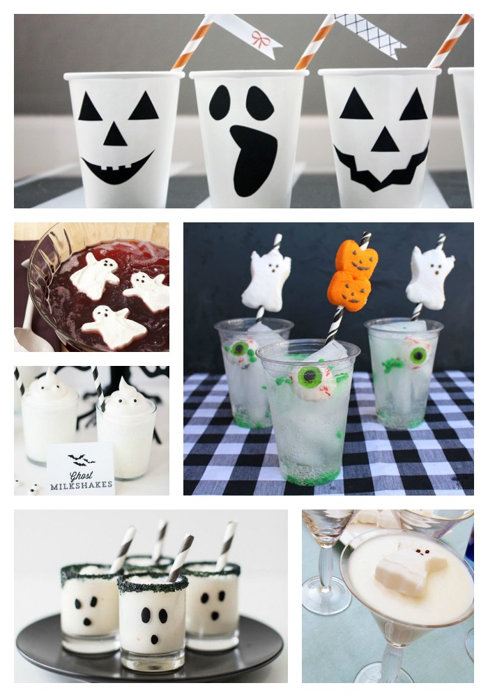 Ghostly drinks To Die For For Halloween! - B. Lovely Events