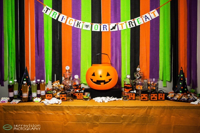 Halloween Party- B.Lovely Events
