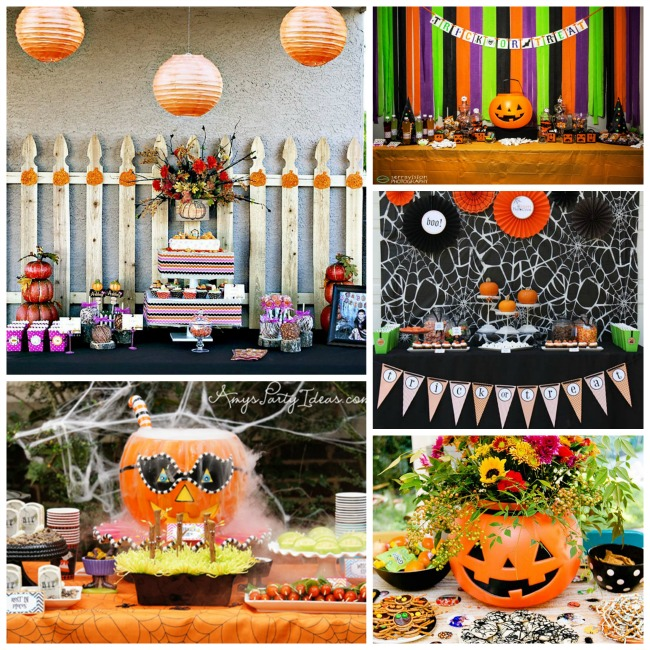 Halloween Pumpkin Parties We Love! - B. Lovely Events
