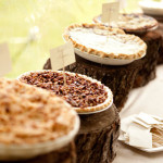 Love Pie Bars For A Fall Wedding