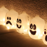 Love these Ghost Lanterns!
