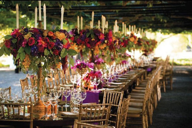Ideas For Fall Wedding Centerpieces: Beautiful Fall Wedding Ideas!