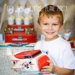 Party Style By Gemma Touchstone- Plane Party