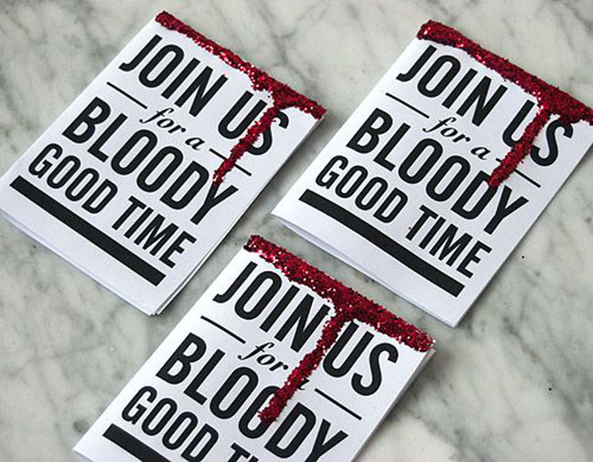 These Vampire Invitations Are Amazing