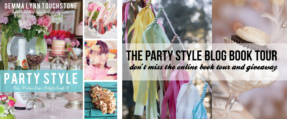 Party Style By Gemma Touchstone