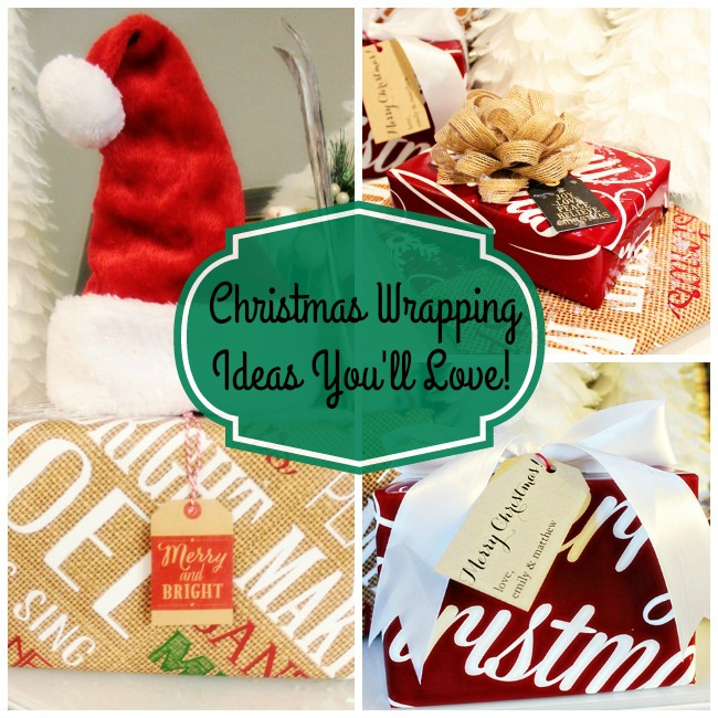 Christmas Wrapping Ideas You'll Love (with Zazzle!) - B. Lovely Events