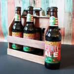 Custom Christmas Beer Caddy From Zazzle