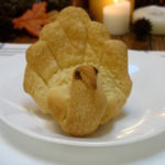 Fun DIY Turkey shaped dinner rolls for Thanksgiving!