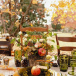Rustic Orchard Thanksgiving Tablescape