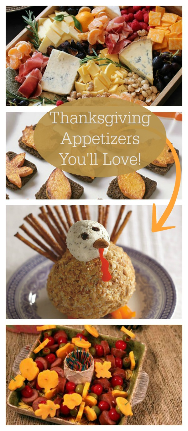 Thanksgiving Appetizers You'll Love! - B. Lovely Events