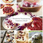 Wonderful Thanksgiving Cranberry Ideas- B. Lovely Events