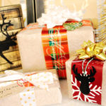 Wrapping Loveliness For Christmas