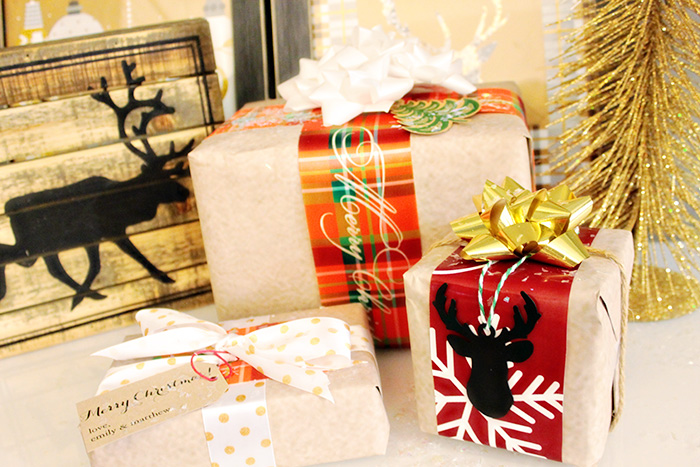 Wrapping Loveliness For Christmas - B. Lovely Events