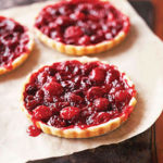 Yummy Cranberry Tartes For Thanksgiving!