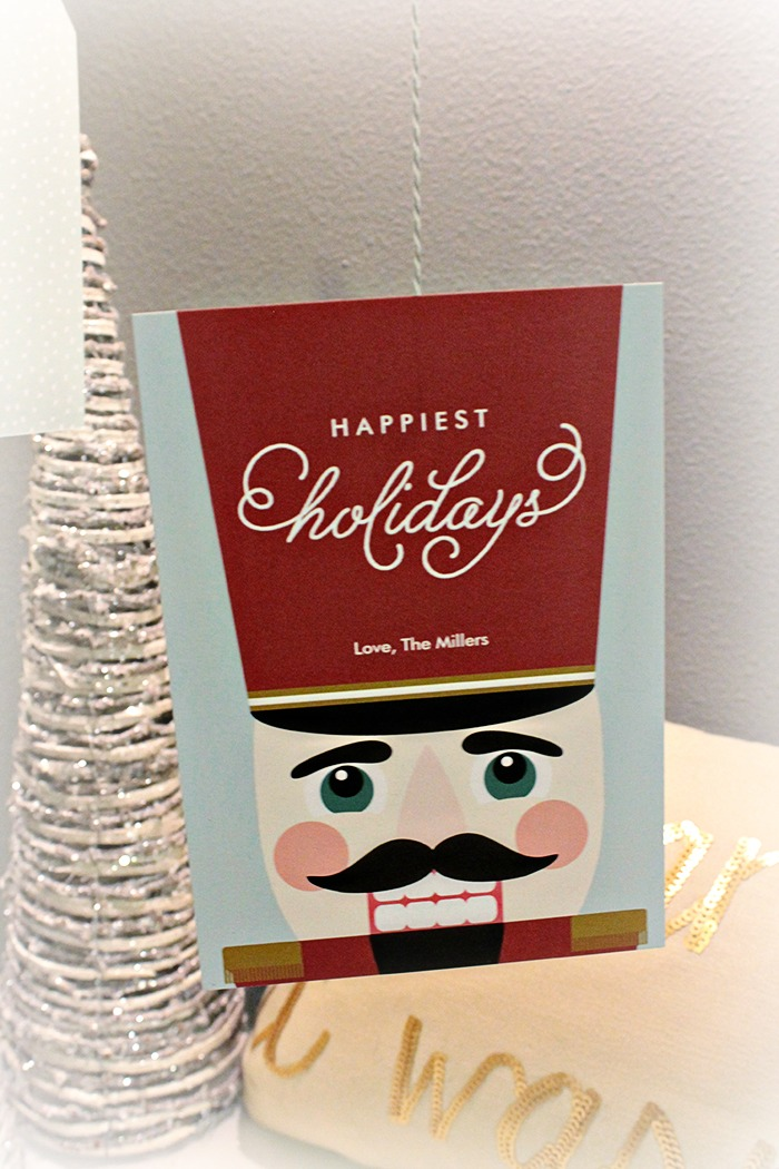Zazzle Holiday cards- Love the nutcracker!
