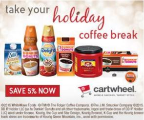 Cartwheel Deal On Creamers & Coffee