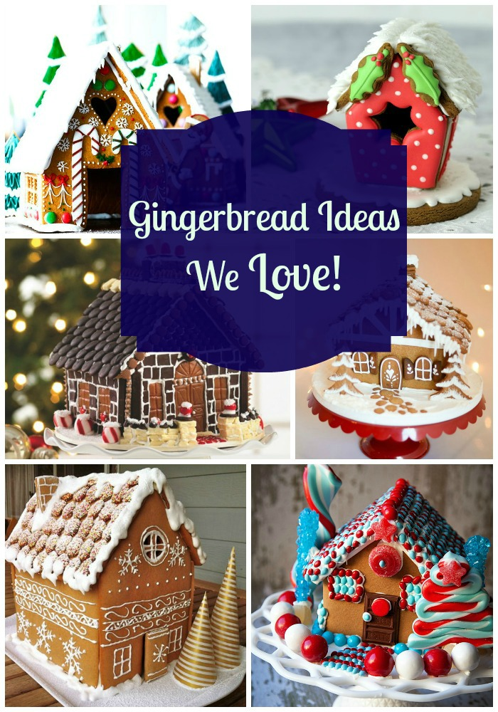 Gingerbread House Ideas We Love!- B. Lovely Events