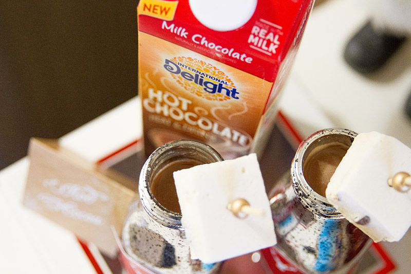 Hot Cocoa Bar Hot Chocolate From International Delight-It's Amazing! - B. Lovely Events