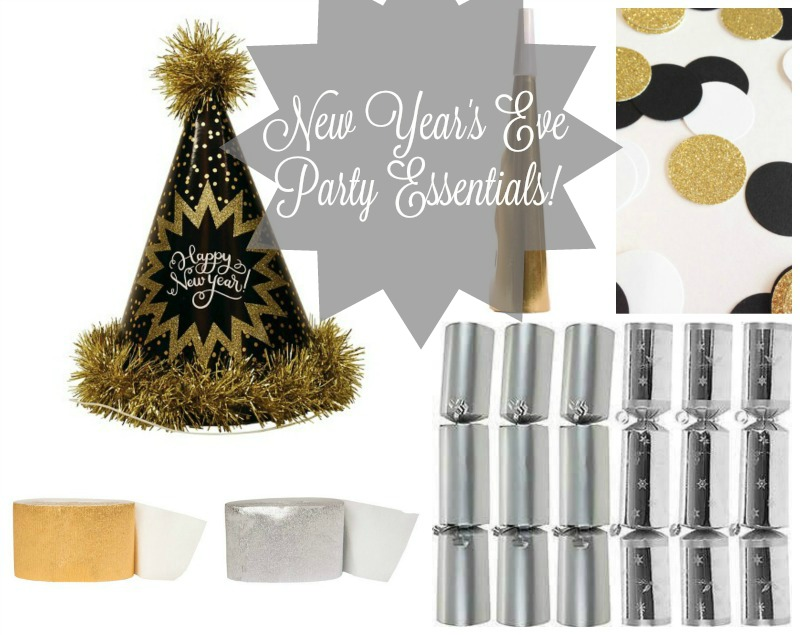 New Year's Eve Party essentials! - B. Lovely Events