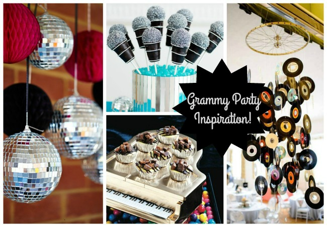 Grammy Party Inspiration! - B. Lovely Events