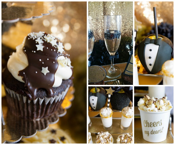 Oscar Party Ideas & Inspiration! -See More Oscar Party Ideas On B. Lovely Events