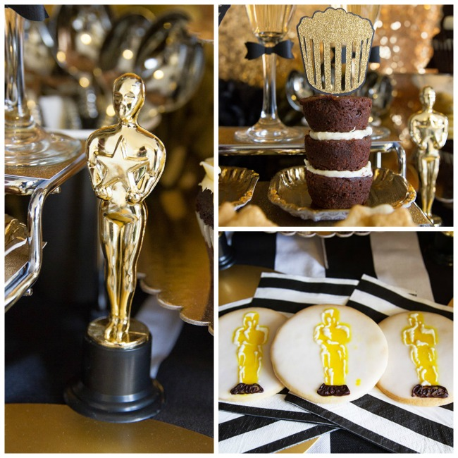 Tuxedo Oscar Viewing Party! -See More Oscar Party Ideas On B. Lovely Events