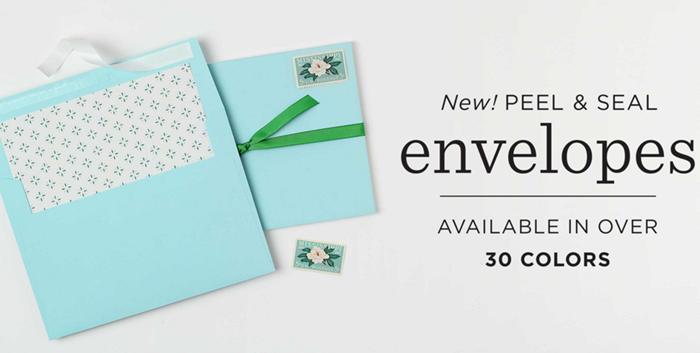 enveloples from Basic Invite