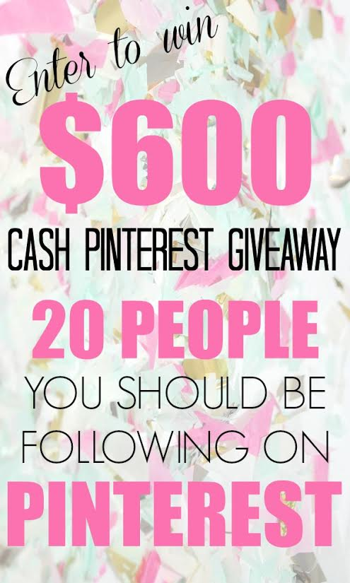 $600 PayPal Cash Giveaway! -Enter To Win On B. Lovely Events
