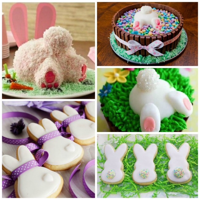 Cute Bunny Butt Easter Ideas - - See More Easter Bunny Butt Ideas On B Lovely Events