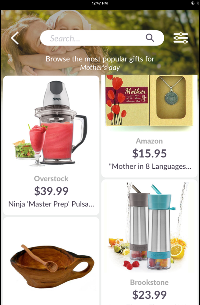 Choose the perfect gift with Evite Instant Gifts