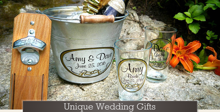 Unique wedding gifts with Capcatchers - Perfect Bridal Party Gift!