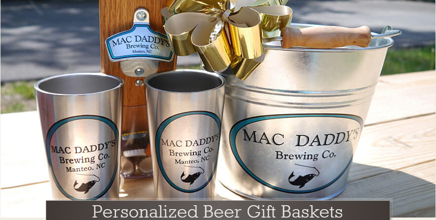 capcatcher personalized bottle openers- great bridal party gifts!