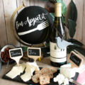 Chardonnay Wine And Cheese tray Pairing- Wine And Cheese Night With Sequoia Grove- B. Lovely Events