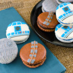 Fun Star Wars Macaroons!