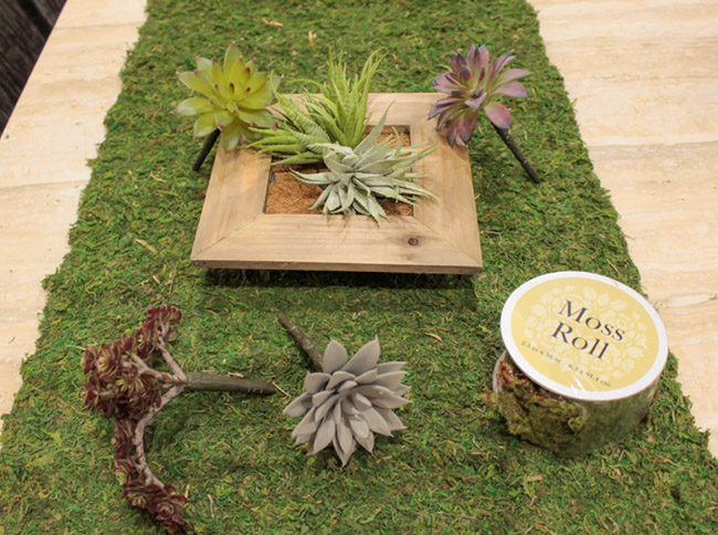 DIY Succulent Centerpiece- Love This! (2) -Learn How To Make Them On B. Lovely Events
