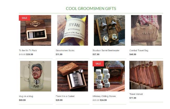 Groomsmen Gift Ideas- Groovy Groomen Gifts