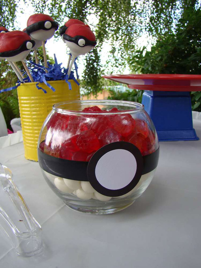 Fun Pokemon Party Candy!- See more cute Pokemon Party Ideas on B. Lovely Events