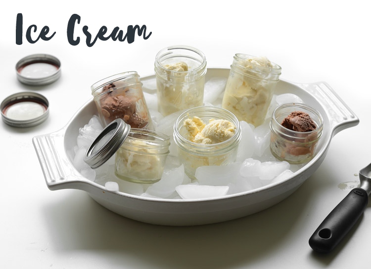 Ice-Cream sundae bar