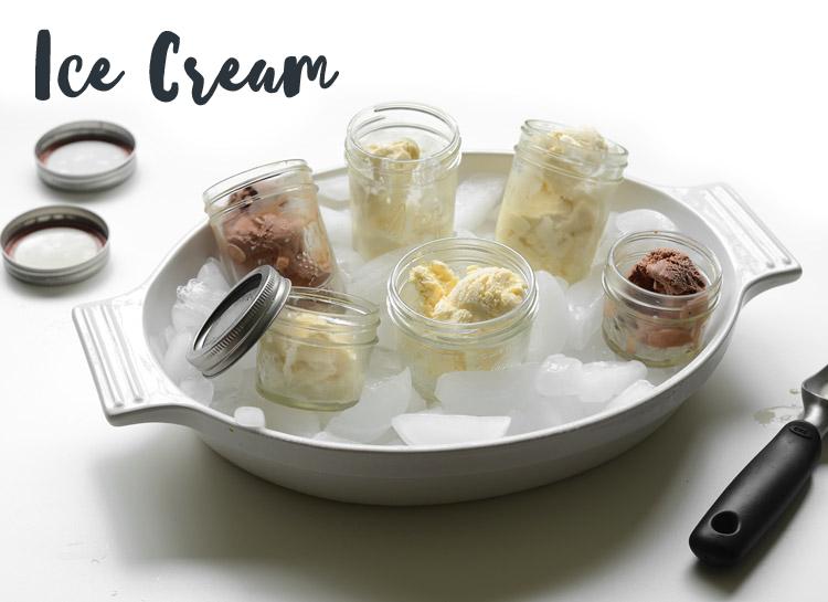 Ice-Cream sundae bar
