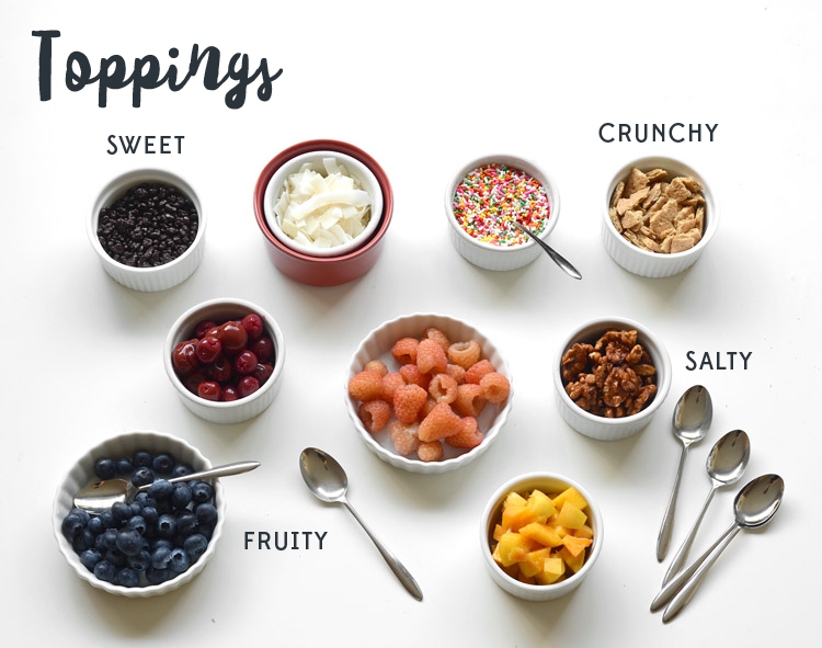 Create The Perfect Ice Cream Sundae Bar B Lovely Events